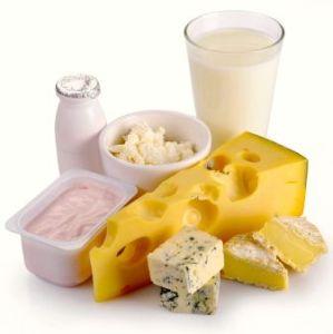 Productos lácteos vinculados con un 50% más de riesgo de morir de cáncer de mama.